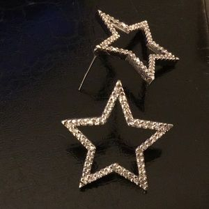 neiman marcus jewelry sale real diamond 14k gold star cut out